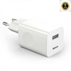 Baseus Wireless Charging Quick Charger White
