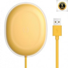Baseus Jelly wireless charger 15W Yellow