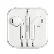 Teutons F11 Earphone 3.5mm (White)