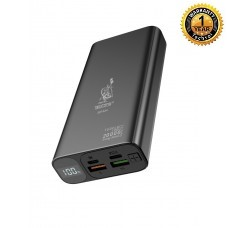 POWER BANK TEUTONS TUDELA PD+QC 20000 mAh Energy Station 18W OUTPUT- BLACK