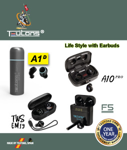 Teutons Earbuds