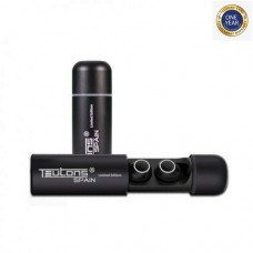 Teutons TWS / Bluetooth 5.0 Earbuds Black