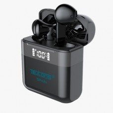 Teutons Bluetooth 5.0 Earbuds F5 Black