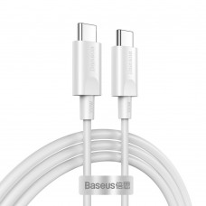 Baseus Xiaobai series fast charging Cable Type-C 100W (20V/5A) 1.5m White