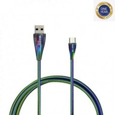 Teutons Zeron 100VM 4ft (1.2M) Durable Braided Micro USB Cable