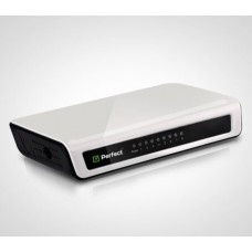 Perfect PFT-GS8 – 8 Port Gigabit Networking Switch
