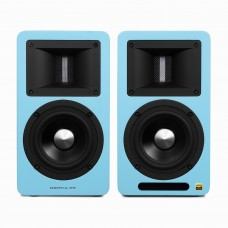 Edifier AirPulse A80 Active Hi-Res Audio Certify Bluetooth Wireless Bookshelf Speaker Blue (Designed by Phil Jones)