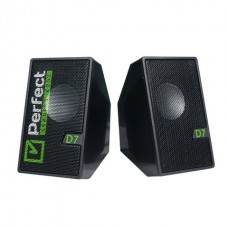 Perfect D7 Multimedia 2.0 Speaker