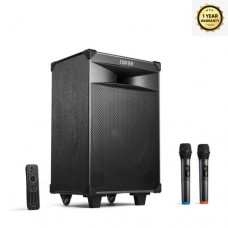 """Edifier PW312 - 12"""" Bluetooth 5.0 Trolley Speaker with Guitar Support 